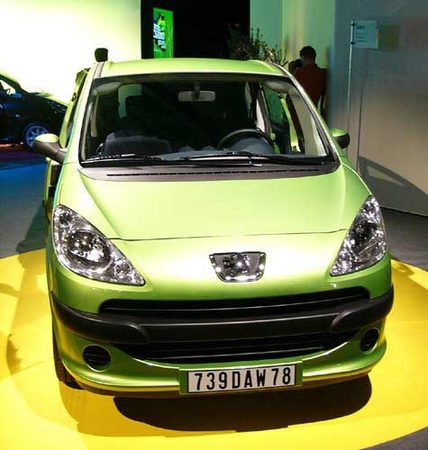 Toutes les futures Peugeot