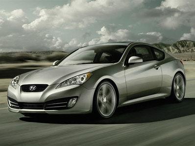 Hyundai Genesis Coupé : il devrait être importé en France