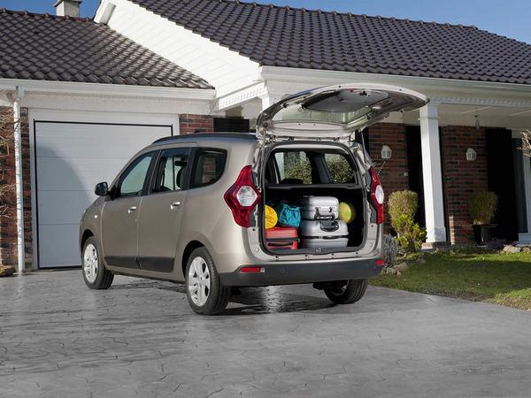 Renault: une deuxième vie pour le Dacia Lodgy en Inde
