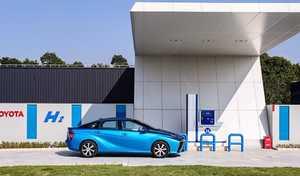 Les constructeurs demandent à l'Europe l'installation de stations d'hydrogène