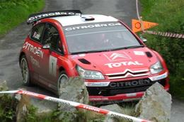 WRC: Loeb et Sordo font le doublé sur le Cork Rally