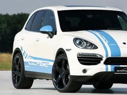 Porsche Cayenne Hybrid by Speedart, la puissance autrement