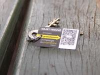 Retrouver ses clés de voiture grâce à un QR Code, c'est possible