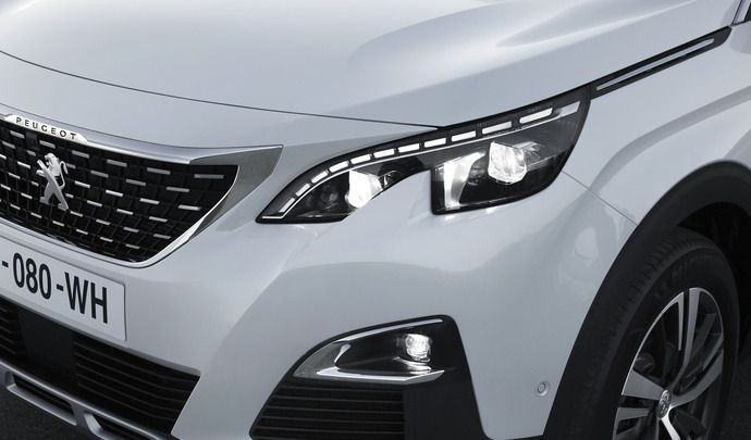 Peugeot lance une série spéciale Crossway sur le 3008