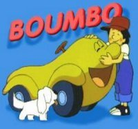 BOUMBO : petite automobile