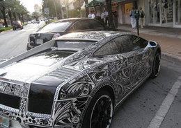 Lamborghini Gallardo : Art Car ?