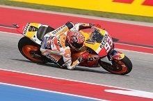 MotoGP - Austin J.2 : Márquez et Américain