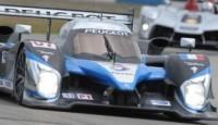 12 heures de Sebring: A mi-course, Peugeot est devant !