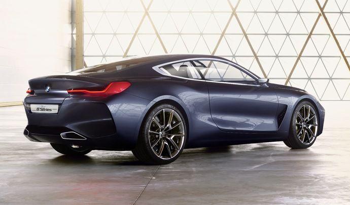 BMW Série 8 : pas de V12, au nom du sport
