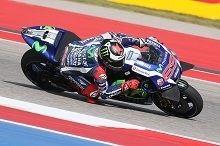 MotoGP - Austin J.2 : Lorenzo proche de l'exploit