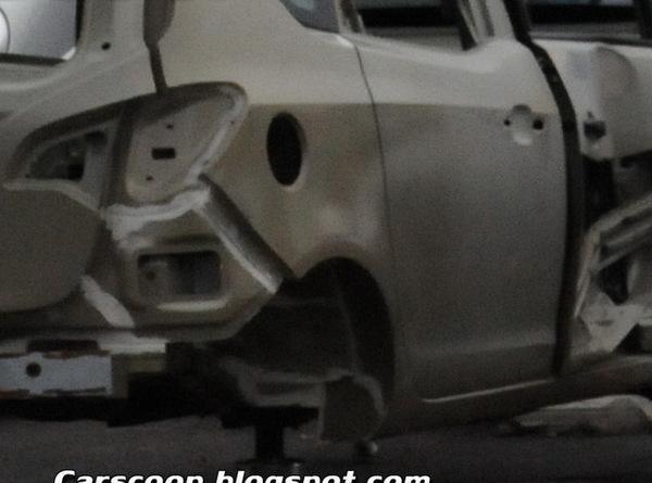 Futur Opel Meriva : les suicide doors enfin surprises