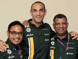 Cyril Abiteboul quittera Renault Sport F1 pour Caterham F1 Team