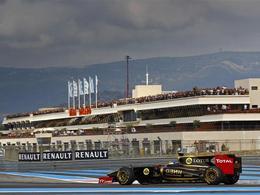 F1 : le pré-calendrier 2013 dévoilé sans la France