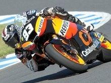 Moto 2 - Malaisie: Marc Marquez a un oeil sur le titre