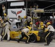 12 heures de Sebring, GT1: Nouvelle victoire pour la Corvette N°3.