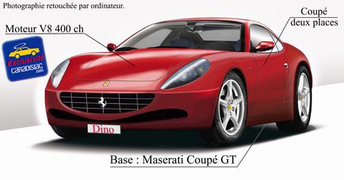 Une petite Ferrari pour 2008 !