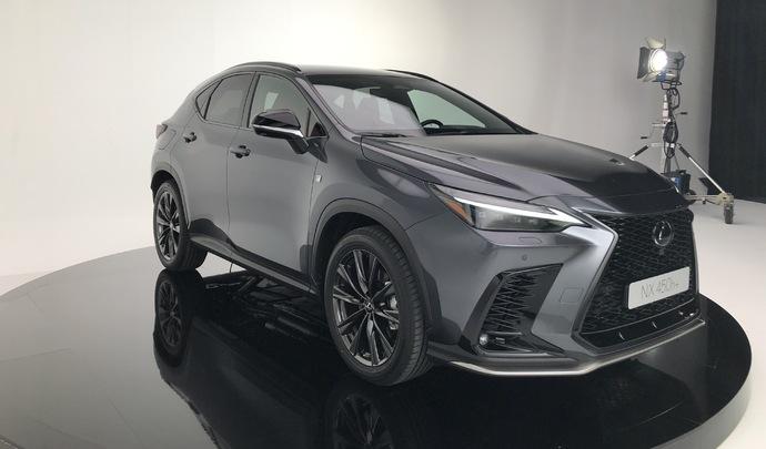 Présentation vidéo - Lexus NX (2021) : arme de conquête