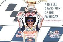 MotoGP - Austin : le rouleau compresseur Márquez est en marche