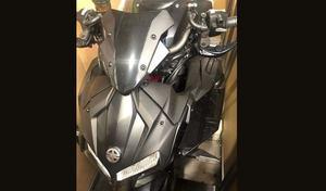 Kawasaki Z H2: un nouveau teaser et des photos volées