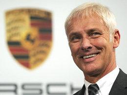 Porsche : encore plus de ventes pour 2013