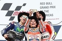 MotoGP - Austin : Lorenzo prend les points