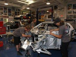 ALMS - Une 2ème Ford GT pour le Robertson Racing