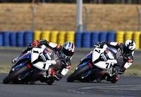 Championnat de France SBK 2010: Michelin empoche le titre.