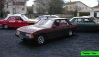 Miniature : 1/43ème - Peugeot 604