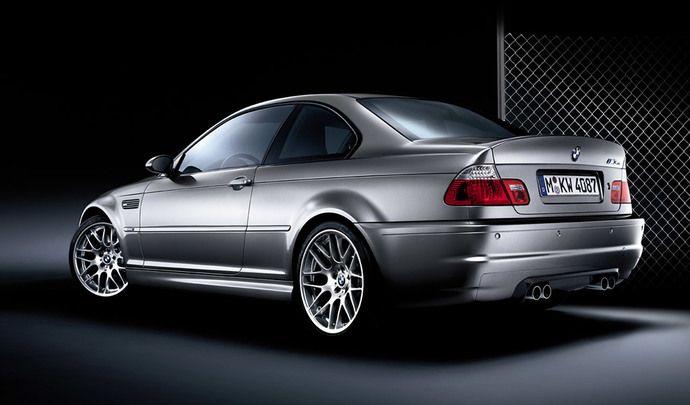 BMW relance les modèles CSL