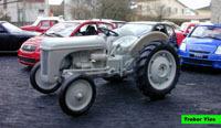 Miniature : 1/43ème - Tracteur Ferguson