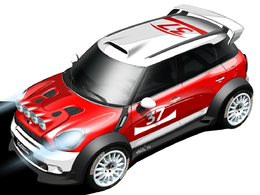 WRC : Mini s'engage officiellement