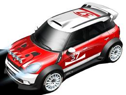 WRC : Mini s'engage officiellement