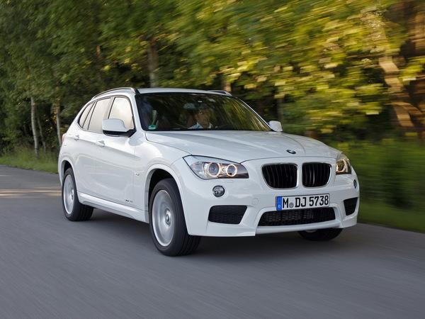 BMW X1 sDrive 20d Efficient Dynamics Edition : 163 ch et 4.5l/100km