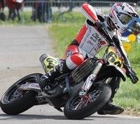 Supermotard: Bidart se montre royal en Hollande.