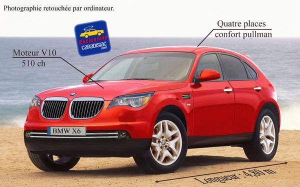 BMW et la multiplication des