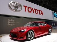 Pas de retard pour le coupé Toyota FT-86