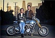 Actualité moto - Insolite: Keanu Reeves a sa marque de moto !