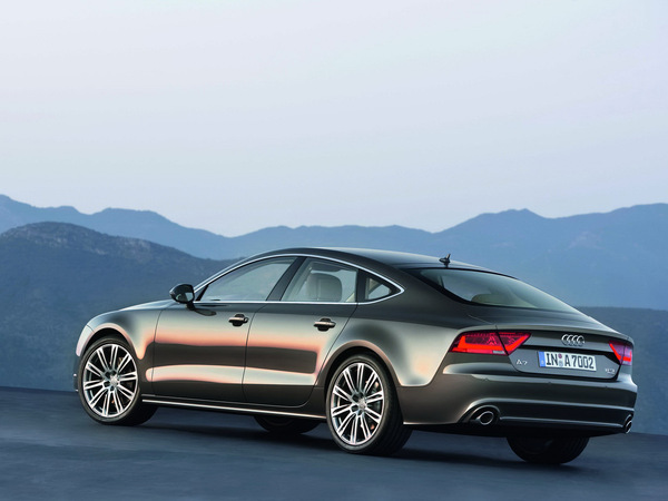 Nouvelle Audi A7 Sportback Officielle Photos Hd Et Vid 233 O