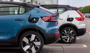 Volvo : des tarifs préférentiels sur les bornes Ionity pour les clients