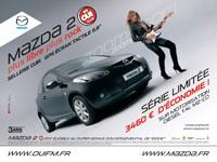 Mazda 2 Ouï FM: Rock n'Roll