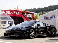 Photos du jour : Mclaren 570S (Spa Classic)