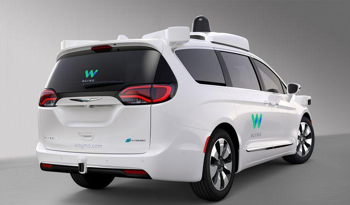 Google: 5millions de km parcourus par ses voitures autonomes