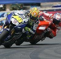 Moto GP - Laguna Seca: Rossi répond à Stoner