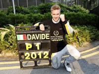GP2 - Davide Valsecchi nouveau champion 2012
