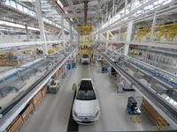 Les premiers Mercedes GLA indiens sortent des chaînes