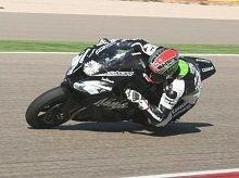 Superbike - test Aragon: Tom Sykes reste devant