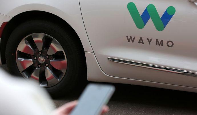 Renault et Waymo (Google) sur une navette autonome pour les JO de 2024