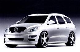 SEMA Show: Buick Enclave Urban CEO Edition
