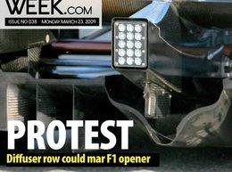 F1 : les diffuseurs controversés en clair