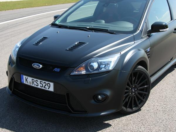 Ford Focus RS500 : pas plus rapide que la RS ?